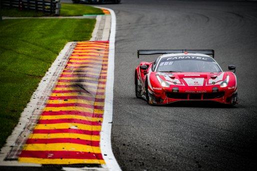 #11 Kessel Racing CHE Ferrari 488 GT3 Tim Kohmann DEU Francesco Zollo ITA Giorgio Roda ITA David Fumanelli   ITA Pro-Am Cup, GT3, Race  | SRO / Jules Benichou - 21creation