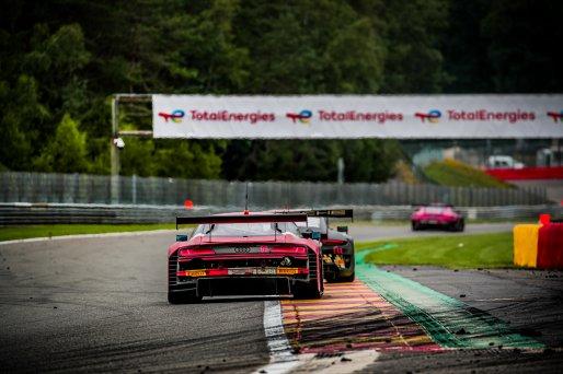 #99 Attempto Racing DEU Audi R8 LMS GT3 - - Fabien Lavergne FRA Max Hofer  AUT Alex Aka  DEU Silver Cup, GT3, Race    SRO / Jules Benichou - 21creation