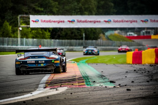 #95 Garage 59 GBR Aston Martin Vantage AMR GT3 - - Nicki Thiim  DNK Ross Gunn GBR Marco Sorensen DNK Pro Cup, GT3, Race  | SRO / Jules Benichou - 21creation
