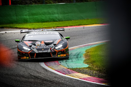 #63 Orange 1 FFF Racing Team CHN Lamborghini Huracan GT3 Evo - - Mirko Bortolotti ITA Marco Mapelli ITA Andrea Caldarelli ITA Pro Cup IGTC, GT3, Race    SRO / Jules Benichou - 21creation