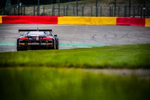 #27 Sainteloc Racing FRA Audi R8 LMS GT3 Alexandre Cougnaud FRA Lucas Legeret CHE Louis Prette ITA Aurelien Panis FRA Silver Cup, GT3, Race  | SRO / Jules Benichou - 21creation