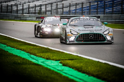 #40 SPS automotive performance DEU Mercedes-AMG GT3 Miklas Born CHE Jordan Love AUS Yannick Mettler CHE Lance David Arnold DEU Silver Cup, GT3, Race    SRO / Jules Benichou - 21creation
