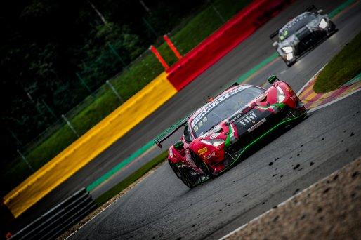 #33 Rinaldi Racing DEU Ferrari 488 GT3 - - Benja Hites CHL Fabrizio Crestani  ITA David Perel ZAF Silver Cup IGTC, GT3, Race  | SRO / Jules Benichou - 21creation