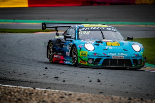 #222 Team Allied-Racing DEU Porsche 911 GT3-R (991.II) Lars Kern DEU Bastian Buus DNK Julien Apotheloz CHE Arno Santamato FRA Silver Cup, GT3, Race  | SRO / Jules Benichou - 21creation