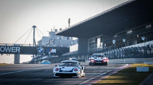 #22 GPX Racing UAE Porsche 911 GT3-R (991.II) Matt Campbell AUS Earl Bamber NZL Mathieu Jaminet FRA Pro Cup, Free Practice  | SRO / Patrick Hecq Photography