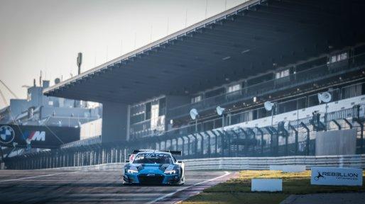 #26 Sainteloc Racing FRA Audi R8 LMS GT3 Markus Winkelhock DEU Finlay Hutchison GBR Frederic Vervisch BEL Pro Cup, Free Practice  | SRO / Patrick Hecq Photography