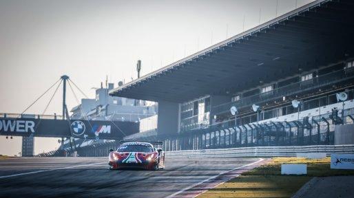 #52 AF Corse ITA Ferrari 488 GT3 Louis Machiels BEL / / Andrea Bertolini ITA Pro-Am Cup, Free Practice  | SRO / Patrick Hecq Photography