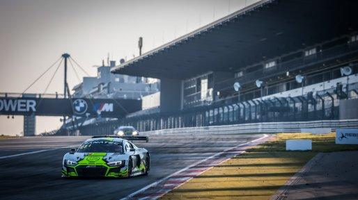 #31 Team WRT BEL Audi R8 LMS GT3 Ryuichiro Tomita JPN Valdemar Eriksen  DNK Frank Bird GBR Silver Cup, Free Practice  | SRO / Patrick Hecq Photography
