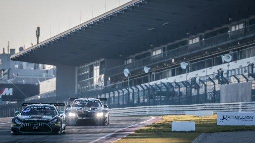 #20 SPS automotive performance DEU Mercedes-AMG GT3 Dominik Baumann AUT Valentin Pierburg DEU Martin Konrad AUT Pro-Am Cup, Free Practice    SRO / Patrick Hecq Photography