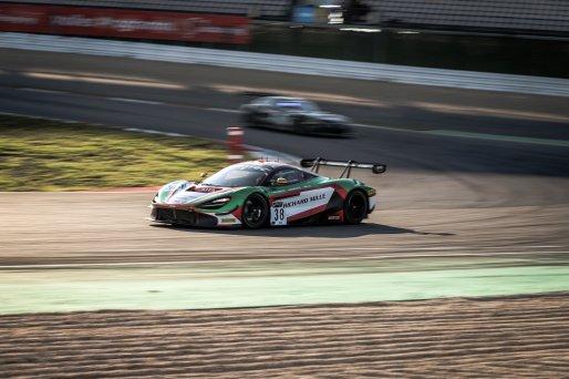 #38 JOTA GBR McLaren 720 S GT3 Ben Barnicoat GBR Oliver Wilkinson GBR Rob Bell GBR Pro Cup, Free Practice    SRO / Patrick Hecq Photography