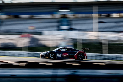 #99 Attempto Racing DEU Audi R8 LMS GT3 Dennis Marschall  DEU Max Hofer  AUT Alex Aka  DEU Silver Cup, Free Practice  | SRO / Patrick Hecq Photography