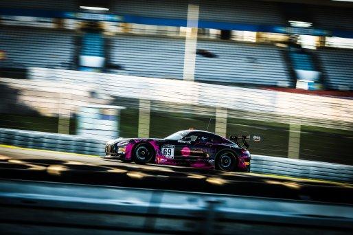 #69 Ram Racing  GBR Mercedes-AMG GT3 Robert Collard GBR Sam De Haan GBR Fabian Schiller DEU Pro-Am Cup, Free Practice  | SRO / Patrick Hecq Photography
