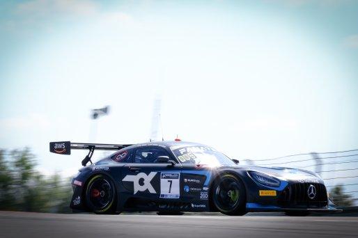 #7 TokSport WRT DEU Mercedes-AMG GT3 Oscar Tunjo COL Paul Petit FRA Marvin Dienst DEU Silver Cup, Pre-Qualifying    SRO / Dirk Bogaerts Photography
