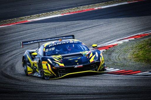 #71 Iron Lynx ITA Ferrari 488 GT3 Callum Ilott GBR Alessio Rovera ITA Antonio Fuoco ITA Pro Cup, Pre-Qualifying  | SRO / Dirk Bogaerts Photography