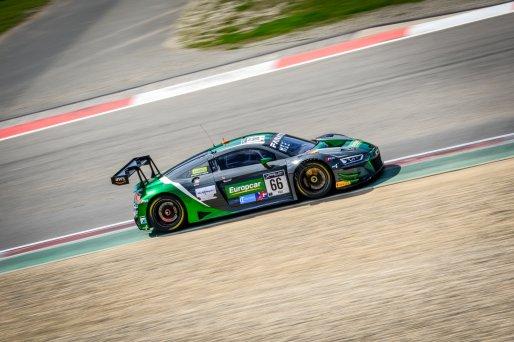 #66 Attempto Racing DEU Audi R8 LMS GT3 Mattia Drudi  ITA Nicolas Schöll DEU Christopher Mies  DEU Pro Cup, Pre-Qualifying  | SRO / Dirk Bogaerts Photography
