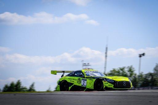 #2 GetSpeed DEU Mercedes-AMG GT3 Jim Pla FRA Olivier Grotz LUX Florian Scholze DEU Pro-Am Cup, Pre-Qualifying    SRO / Dirk Bogaerts Photography