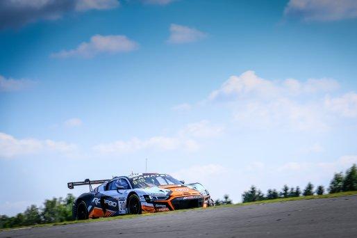 #30 Team WRT BEL Audi R8 LMS GT3 James Pull GBR Stuart Hall GBR Benjamin Goethe MCO Silver Cup, Pre-Qualifying  | SRO / Dirk Bogaerts Photography