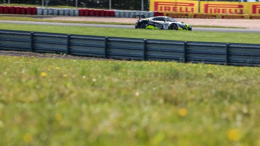 #31 Team WRT BEL Audi R8 LMS GT3 Ryuichiro Tomita JPN Valdemar Eriksen  DNK Frank Bird GBR Silver Cup, Pre-Qualifying  | SRO / Patrick Hecq Photography