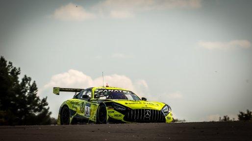 #2 GetSpeed DEU Mercedes-AMG GT3 Jim Pla FRA Olivier Grotz LUX Florian Scholze DEU Pro-Am Cup, Pre-Qualifying    SRO / Patrick Hecq Photography