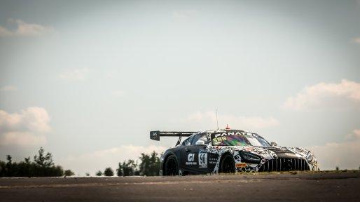 #90 Madpanda Motorsport ESP Mercedes-AMG GT3 Ezequiel Perez Companc ARG Ricardo Sanchez MEX Rik Breukers NDL Silver Cup, Pre-Qualifying  | SRO / Patrick Hecq Photography