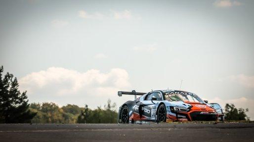 #30 Team WRT BEL Audi R8 LMS GT3 James Pull GBR Stuart Hall GBR Benjamin Goethe MCO Silver Cup, Pre-Qualifying  | SRO / Patrick Hecq Photography