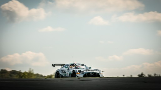 #40 SPS automotive performance DEU Mercedes-AMG GT3 Yannick Mettler CHE Jordan Love AUS Miklas Born CHE Silver Cup, Pre-Qualifying    SRO / Patrick Hecq Photography