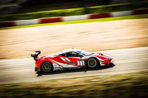 #11 Kessel Racing CHE Ferrari 488 GT3 Tim Kohmann DEU Francesco Zollo iTA Giorgio Roda ITA Pro-Am Cup, Pre-Qualifying  | SRO / Patrick Hecq Photography