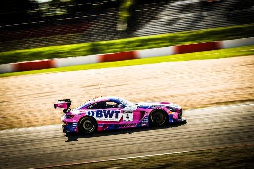 #4 HRT DEU Mercedes-AMG GT3 Maro Engel DEU Luca Stolz DEU Nico Bastian DEU Pro Cup, Pre-Qualifying  | SRO / Patrick Hecq Photography