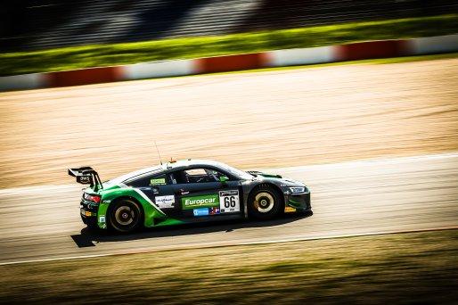 #66 Attempto Racing DEU Audi R8 LMS GT3 Mattia Drudi  ITA Nicolas Schöll DEU Christopher Mies  DEU Pro Cup, Pre-Qualifying  | SRO / Patrick Hecq Photography