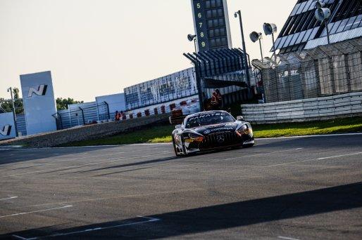 #5 HRT DEU Mercedes-AMG GT3 Michele Beretta ITA Patrick Assenheimer DEU Hubert Haupt DEU Silver Cup, Qualifying  | SRO / Dirk Bogaerts Photography