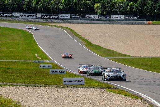 #40 SPS automotive performance DEU Mercedes-AMG GT3 Yannick Mettler CHE Jordan Love AUS Miklas Born CHE Silver Cup, Race    SRO / Dirk Bogaerts Photography