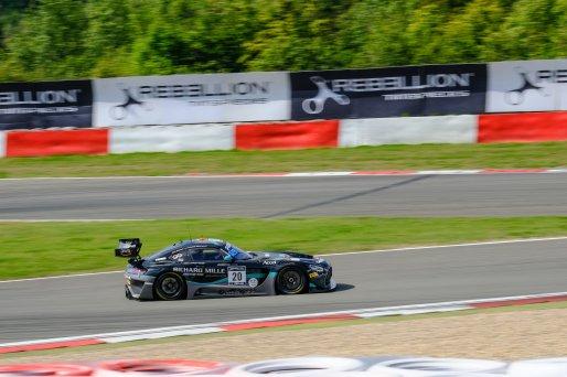 #20 SPS automotive performance DEU Mercedes-AMG GT3 Dominik Baumann AUT Valentin Pierburg DEU Martin Konrad AUT Pro-Am Cup, Race    SRO / Dirk Bogaerts Photography