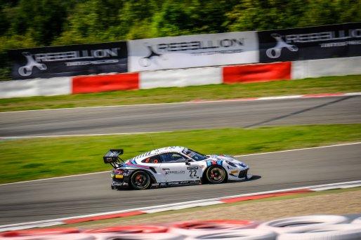 #22 GPX Racing UAE Porsche 911 GT3-R (991.II) Matt Campbell AUS Earl Bamber NZL Mathieu Jaminet FRA Pro Cup, Race  | SRO / Dirk Bogaerts Photography