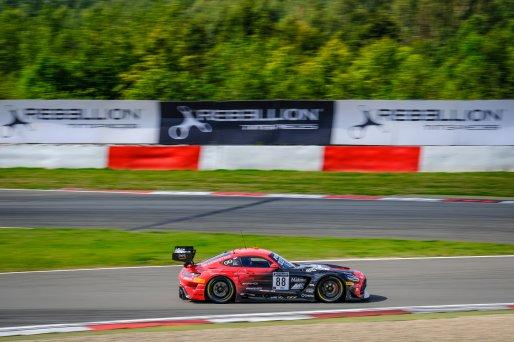 #88 AKKA ASP FRA Mercedes-AMG GT3 Raffaele Marciello ITA Felipe Fraga BRA Jules Gounon FRA Pro Cup, Race    SRO / Dirk Bogaerts Photography