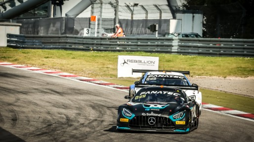 #7 TokSport WRT DEU Mercedes-AMG GT3 Oscar Tunjo COL Paul Petit FRA Marvin Dienst DEU Silver Cup, Race    SRO / Patrick Hecq Photography