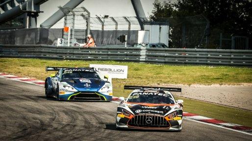 #5 HRT DEU Mercedes-AMG GT3 Michele Beretta ITA Patrick Assenheimer DEU Hubert Haupt DEU Silver Cup, Race  | SRO / Patrick Hecq Photography