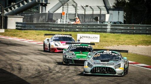 #40 SPS automotive performance DEU Mercedes-AMG GT3 Yannick Mettler CHE Jordan Love AUS Miklas Born CHE Silver Cup, Race    SRO / Patrick Hecq Photography