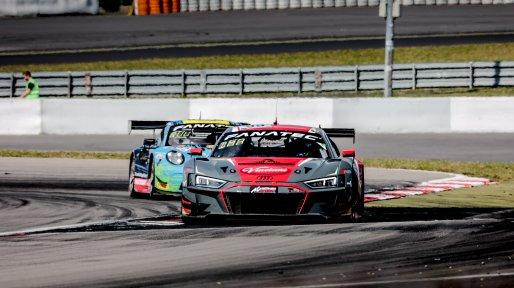 #99 Attempto Racing DEU Audi R8 LMS GT3 Dennis Marschall  DEU Max Hofer  AUT Alex Aka  DEU Silver Cup, Race  | SRO / Patrick Hecq Photography
