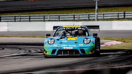 #222 Team Allied-Racing DEU Porsche 911 GT3-R (991.II) Bastian Buus DNK Joel Sturm DEU Julien Apotheloz CHE Silver Cup, Race  | SRO / Patrick Hecq Photography