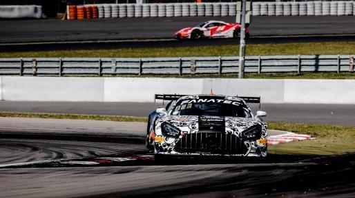#90 Madpanda Motorsport ESP Mercedes-AMG GT3 Ezequiel Perez Companc ARG Ricardo Sanchez MEX Rik Breukers NDL Silver Cup, Race  | SRO / Patrick Hecq Photography