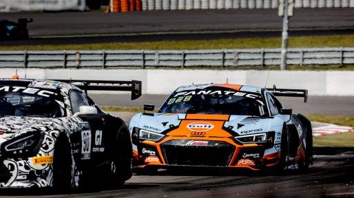 #30 Team WRT BEL Audi R8 LMS GT3 James Pull GBR Stuart Hall GBR Benjamin Goethe MCO Silver Cup, Race  | SRO / Patrick Hecq Photography