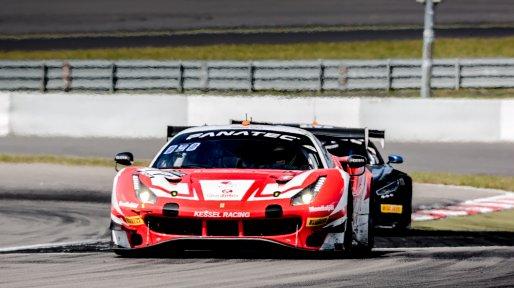 #11 Kessel Racing CHE Ferrari 488 GT3 Tim Kohmann DEU Francesco Zollo iTA Giorgio Roda ITA Pro-Am Cup, Race  | SRO / Patrick Hecq Photography