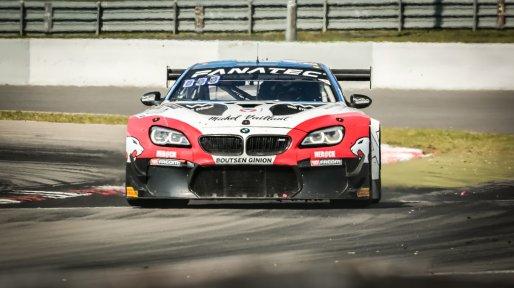 #10 Boutsen Ginion BEL BMW M6 GT3 Jens Liebhauser DEU Karim Ojjeh SAU Jens Klingmann DEU Pro-Am Cup, Race  | SRO / Patrick Hecq Photography