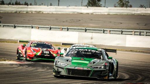 #66 Attempto Racing DEU Audi R8 LMS GT3 Mattia Drudi  ITA Nicolas Schöll DEU Christopher Mies  DEU Pro Cup, Race  | SRO / Patrick Hecq Photography