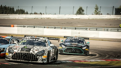 #20 SPS automotive performance DEU Mercedes-AMG GT3 Dominik Baumann AUT Valentin Pierburg DEU Martin Konrad AUT Pro-Am Cup, Race    SRO / Patrick Hecq Photography