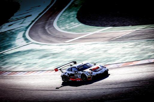 #56 Dinamic Motorsport ITA Porsche 911 GT3-R (991.II) Andrea Rizzoli ITA Mikkel O. Pedersen DNK Romain Dumas FRA Pro Cup, Paid Test Session 1  | SRO / Patrick Hecq Photography