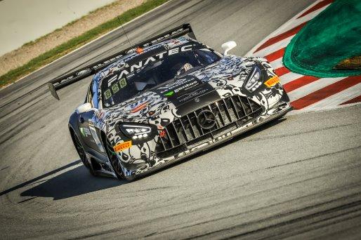 #90 Madpanda Motorsport ESP Mercedes-AMG GT3 Ezequiel Perez Companc ARG Juuso Puhakka FIN Rik Breukers NDL Silver Cup, Paid Test Session 1    SRO / Patrick Hecq Photography