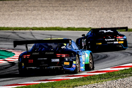 #222 Team Allied-Racing DEU Porsche 911 GT3-R (991.II) Bastian Buus DNK Joel Sturm DEU Julien Apotheloz CHE Silver Cup, Paid Test Session 1  | SRO / Patrick Hecq Photography