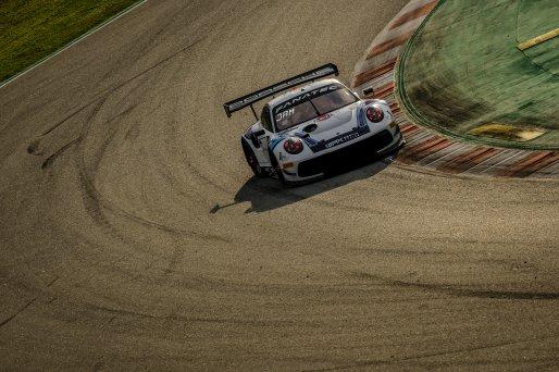 #22 GPX Racing UAE Porsche 911 GT3-R (991.II) Matt Campbell AUS Earl Bamber NZL Mathieu Jaminet FRA Pro Cup, Free Practice  | SRO / Dirk Bogaerts Photography