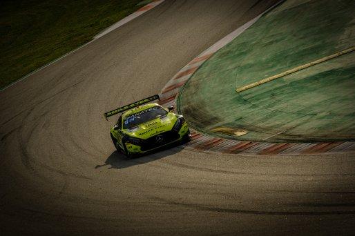 #2 GetSpeed DEU Mercedes-AMG GT3 Jim Pla FRA Olivier Grotz LUX Florian Scholze DEU Pro-Am Cup, Free Practice  | SRO / Dirk Bogaerts Photography